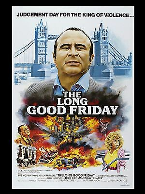 "The Long Good Friday 16"" x 12"" Reproduction Movie Poster Photograph 2"
