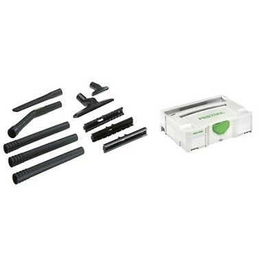 Festool Compact Cleaning Set - 203430 / NEW UPDATED VERSION!