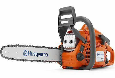 """Husqvarna Chainsaw 135 14"""" UK Stock with 2 year warranty - FREE Spare Chain"""