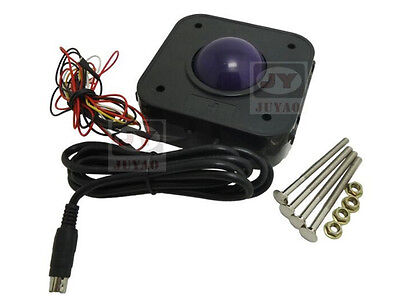 4.5 cm of Diameter Round Connector PC Trackball mouse for arcade machine