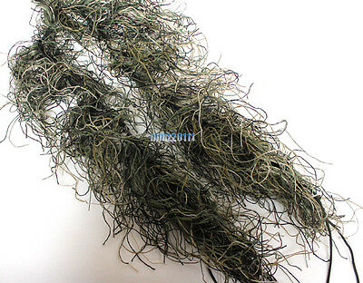 Camouflage Rifle Gun Wrap Cover For Camo Yowie Ghillie Sniper Paintball