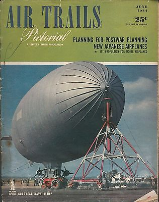 Air Trail Magazine, June 1944