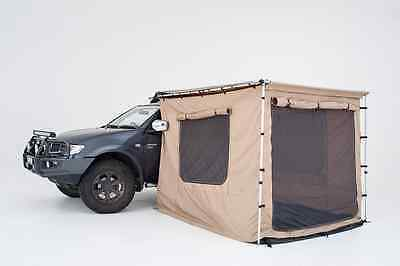 4x4 4WD AWNING + TENT / ROOM CANVAS 2 X 2.5M ANNEX RIPSTOP  Awning and Room