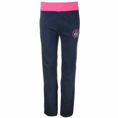 Femmes Marine Everlast Yoga Gym Course Jogging Pantalon De Survêtement