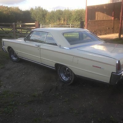 1965 mercury  like galaxy cali import  mot V5 regd view herts
