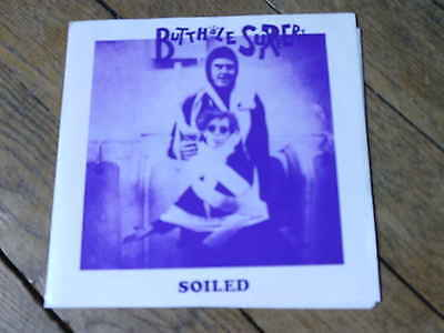 BUTTHOLE SURFERS Soiled EP Live at paradiso amsterdam 86