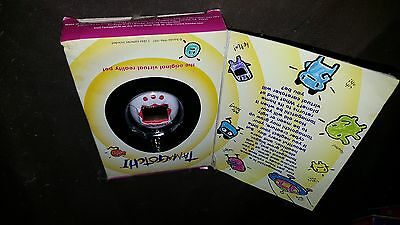 Tamagotchi White and Red Brand New 1997