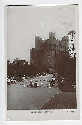 Rochester Castle - Barming Thimble Cancellation