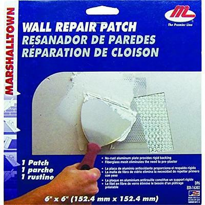 "4"" By 4"" Drywall Repair Patch Kit Marshalltown Concrete Finishing Trowels 16301"