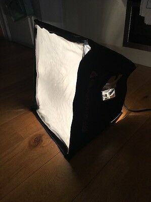 Photoflex Starlite QL 1000w Spotlight With Soft box And Stand Photography Video