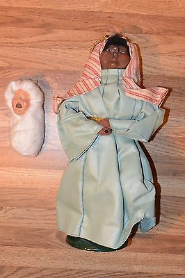 Byers Choice African American Woman 1989 Free Shipping