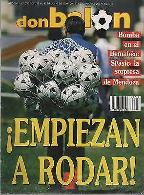 Don Balon N: 770 - Empiezan A Rodar (1990)