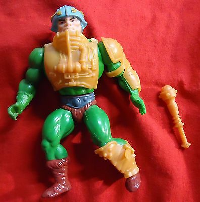Man-At-Arms / Maitre D´Armes - Taiwan 1981 - Masters of the Universe MotU #2
