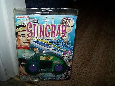 Grandstand Stingray ,subterranean Sea Rescue Lcd Handheld Game Sealed