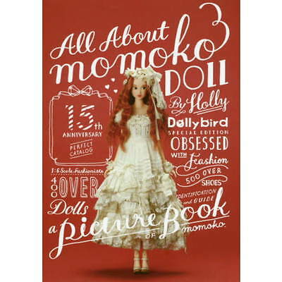 All About momoko Doll book photo collection art