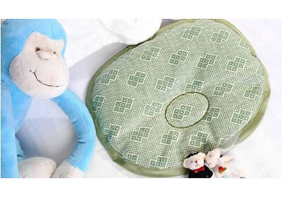 Natural Grass Baby Neck Head Support Cool Infants Pillow For Summer
