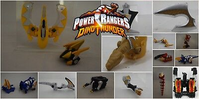 POWER RANGERS FIGURE BUNDLE SPD DINO THUNDER MYSTIC MANTICORE MEGAZORD CHOOSE