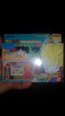 1993 DRAGONBALL dbz LSI LCD game watch vintage