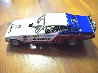 2002 The Floppers 1320 Don Prudhomme The Snake 5000 Made New In Box