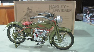 Harley Davidson 1917 Model F Motorcycle