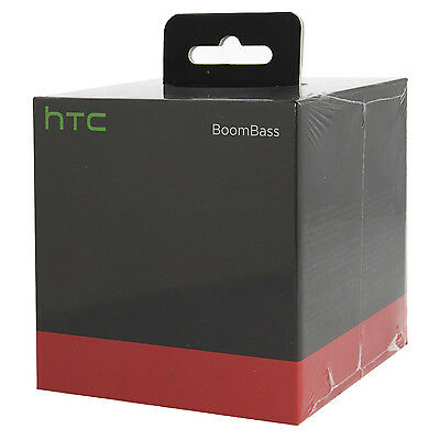 Genuine HTC ST A100 BoomBass Subwoofer NFC Bluetooth Portable Speaker with Stand