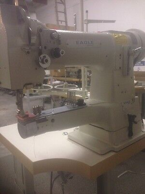 Eagle Special 335 Cylinder Bed Walking foot sewing machine Pfaff 335 type