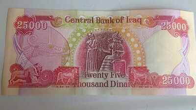 100000 New Iraqi Dinar****uncirculated