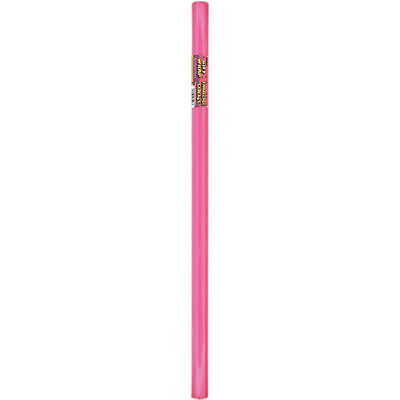 """Solid Gift Wrap 30""""X5' Roll Hot Pink SLDGW-43115"""