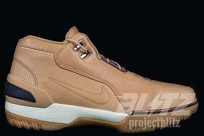 1ca688f3f494e NIKE AIR ZOOM GENERATION AS QS ALLSTAR Sz 9-11.5 VACHETTA TAN 308214 ...