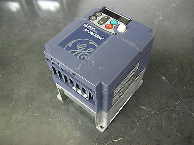 GE Fuji AF-300 Mini 6KXC143003X9A1 VFD Variable Frequency Drive 3 hp 460v 3 ph