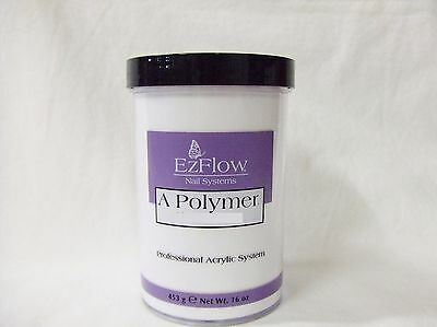 EzFlow Nail A Polymer Acrylic Nail Powder Variations of Your Choice 16oz/453g