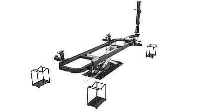 SDMR Germany / QB4000 Auto Body Collision Repair System/ Frame Machine/ Chassis