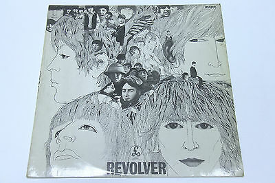 The Beatles - Revolver - MEGA RARE PMC 7009 5th of August 1966!!!!!!!!!!!!!!!!!!