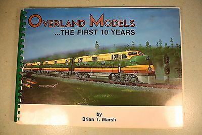 Overland Models - the first 10 years