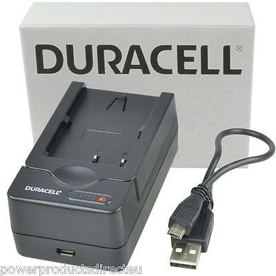 Canon Powershot G1,G2,G3,G5,G6 compatible camera battery charger from Duracell