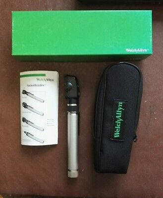 Welch Allyn Pocketscope Ophthalmoscope