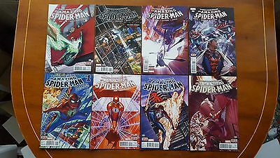 AMAZING SPIDERMAN (VOL. 4) #1 - #23 + ANNUAL #1 - 1st PRINTS - 2015 - CURRENT