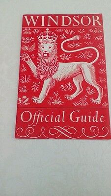 Windsor Official Guide - late 1960's