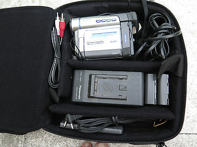 Panasonic Mini DV Video Camera Panasonic NV DS65 Tape Transfer Tape To PC/DVD/HD