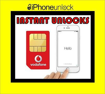 Iphone Vodafone Uk Unlocking Service 7 And 7 Plus Just Need Imei