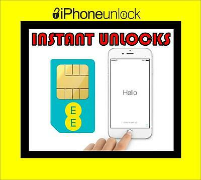 Iphone Ee Uk Unlocking Service Pay As You Go Only 7 And 7 Plus Just Need Imei