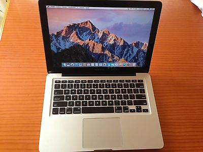 MACBOOK PRO 13 PULGADAS MID2012 2,5 GHz INTEL i5 4 GB RAM 240GB SSD