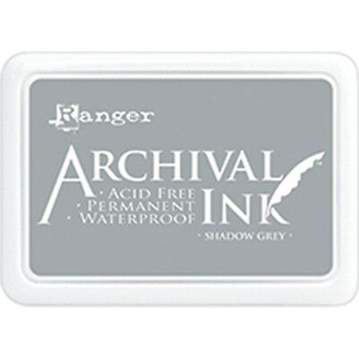 Archival Ink Pad #0 Shadow Grey AIP-52517