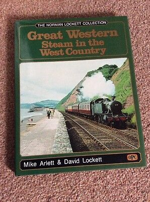 Great Western Steam in the West Country by Mike Arlett, David Lockett (Paperbac…