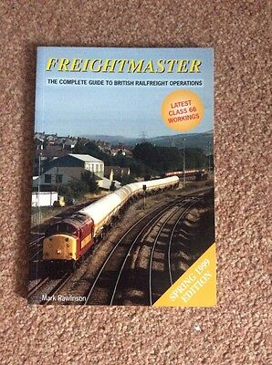 Freightmaster Spring 1999. The Complete Guide To British Railfreight Operations