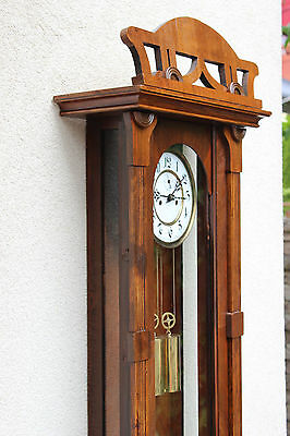 Vienna  Two weight wall clock. at 1880 Greate Condition