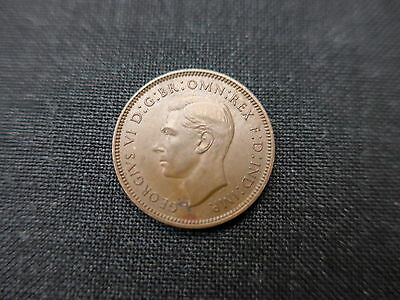 1941   King George V1  Farthing.