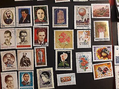 Hungary / Magyar Posta - Collezione 88 Pezzi / Collection Of 88 Stamps