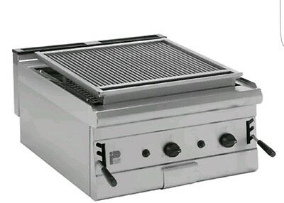 Parry PGC6 Heavy Duty Chargrill Natural Gas (used)