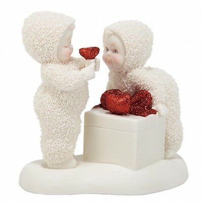 Snow babies 4039686 Is That For Me, Too? Figurine New & Boxed